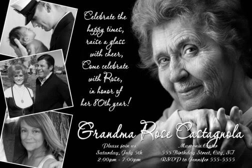 80th birthday invitation templates gidiyedformapolitica 80th birthday invitation templates filmwisefo