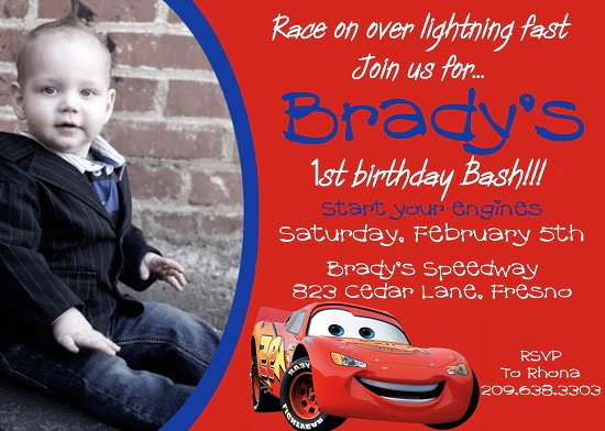 graphic about Disney Cars Birthday Invitations Printable Free identified as Funny vibrant disney cars and trucks birthday invites Totally free
