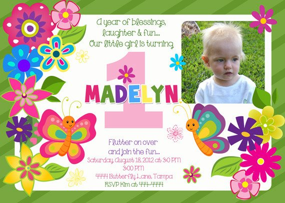 Butterfly Birthday Invitations Ideas Bagvania FREE Printable – Butterfly Invitations Birthday
