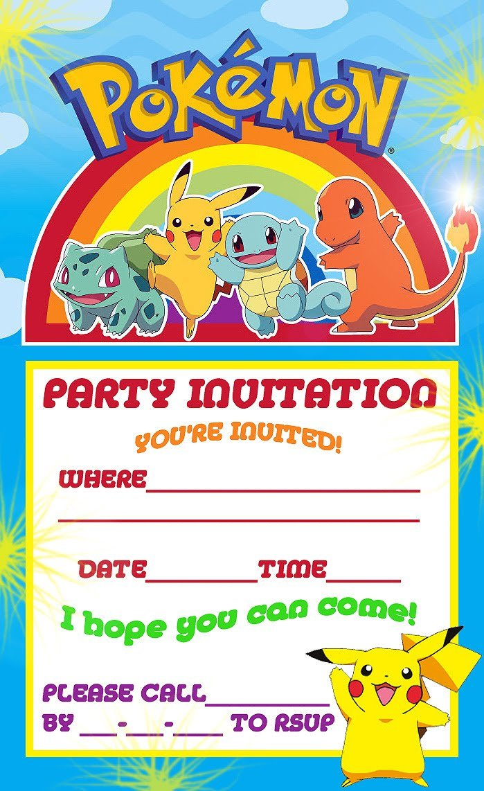 create printable birthday party invitations bagvania free