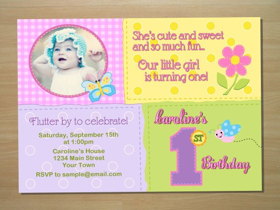 Butterfly Birthday Invitation Templates Free - Butterfly birthday invitation images