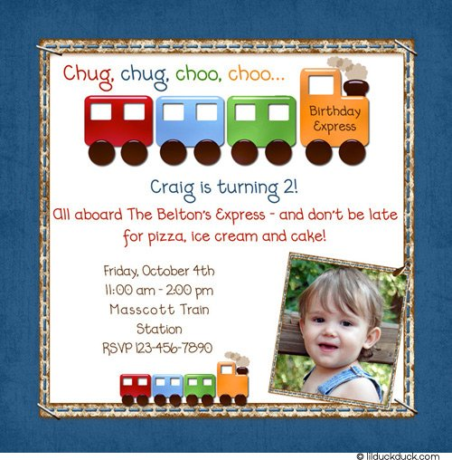 2nd birthday invitation wording ideas – bagvania free printable, Birthday invitations