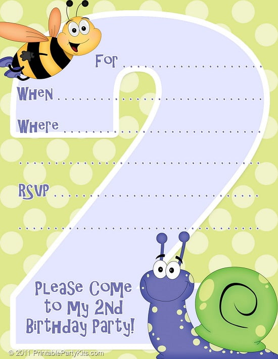 birthday party invitations templates for boys