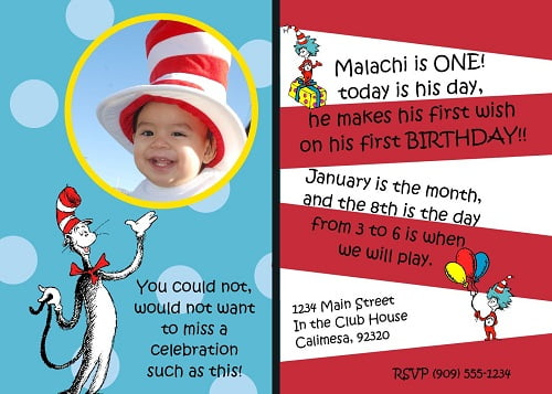 Cheap Birthday Invitation Cards Bagvania FREE Printable – Cheap First Birthday Invitations