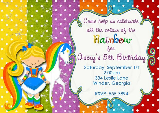 unicorn 5th birthday invitations  u2013 free printable birthday