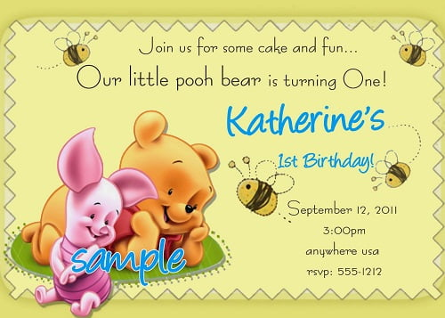 how to write a birthday invitation for kids