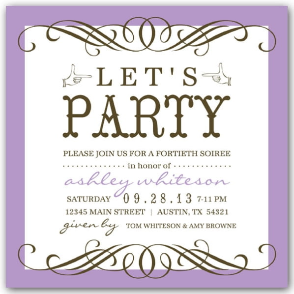 Party invitation templates uk asafonec party invitation templates uk stopboris
