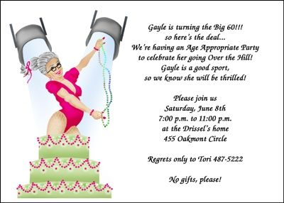 Ensure your adult birthday party invitation wording includes all ensure your adult birthday party invitation wording includes all stopboris Choice Image