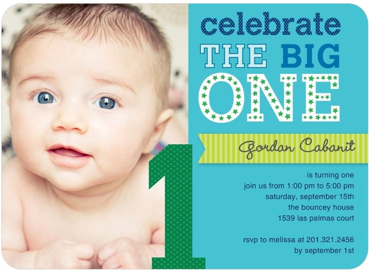 Free St Birthday Invitation Template Orderecigsjuiceinfo - Free 1st birthday invitation templates printable
