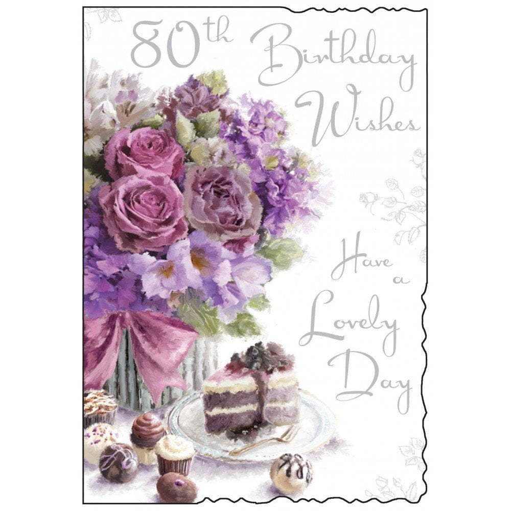 Free Printable 80th Birthday Invitations – Bagvania FREE Printable ...