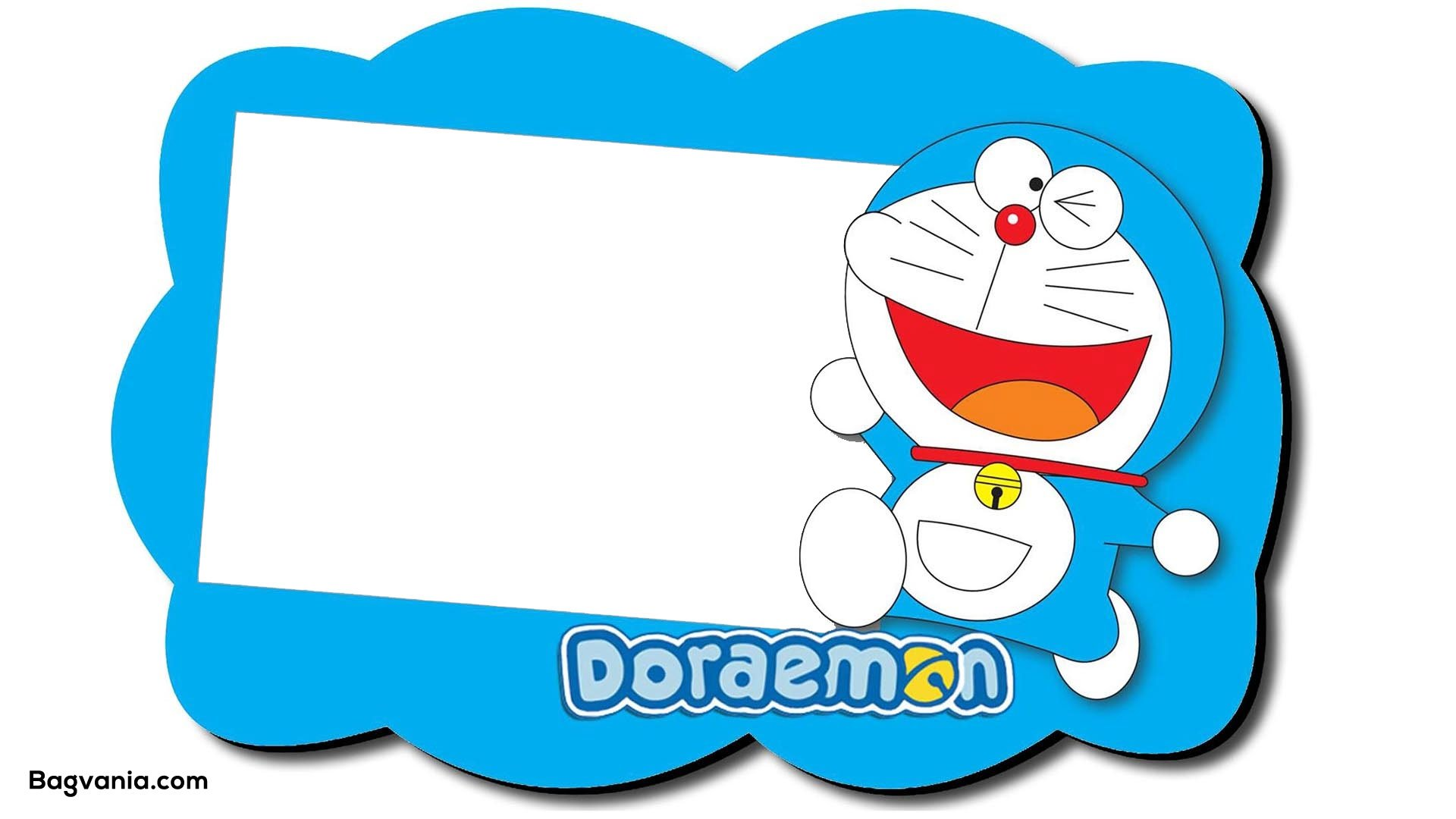 Free Printable Doraemon Birthday Invitations – Bagvania