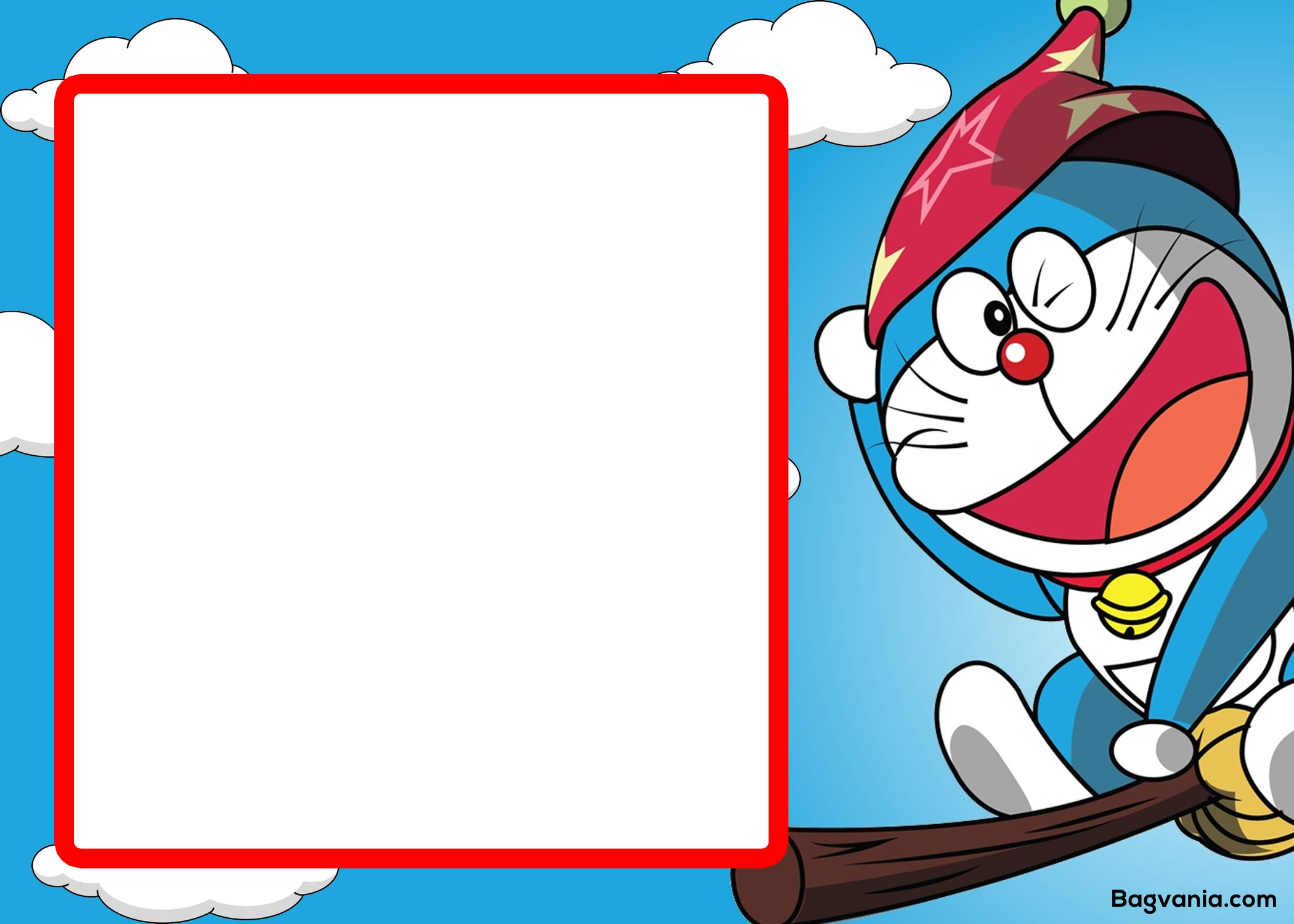 free printable doraemon birthday invitations  u2013 free