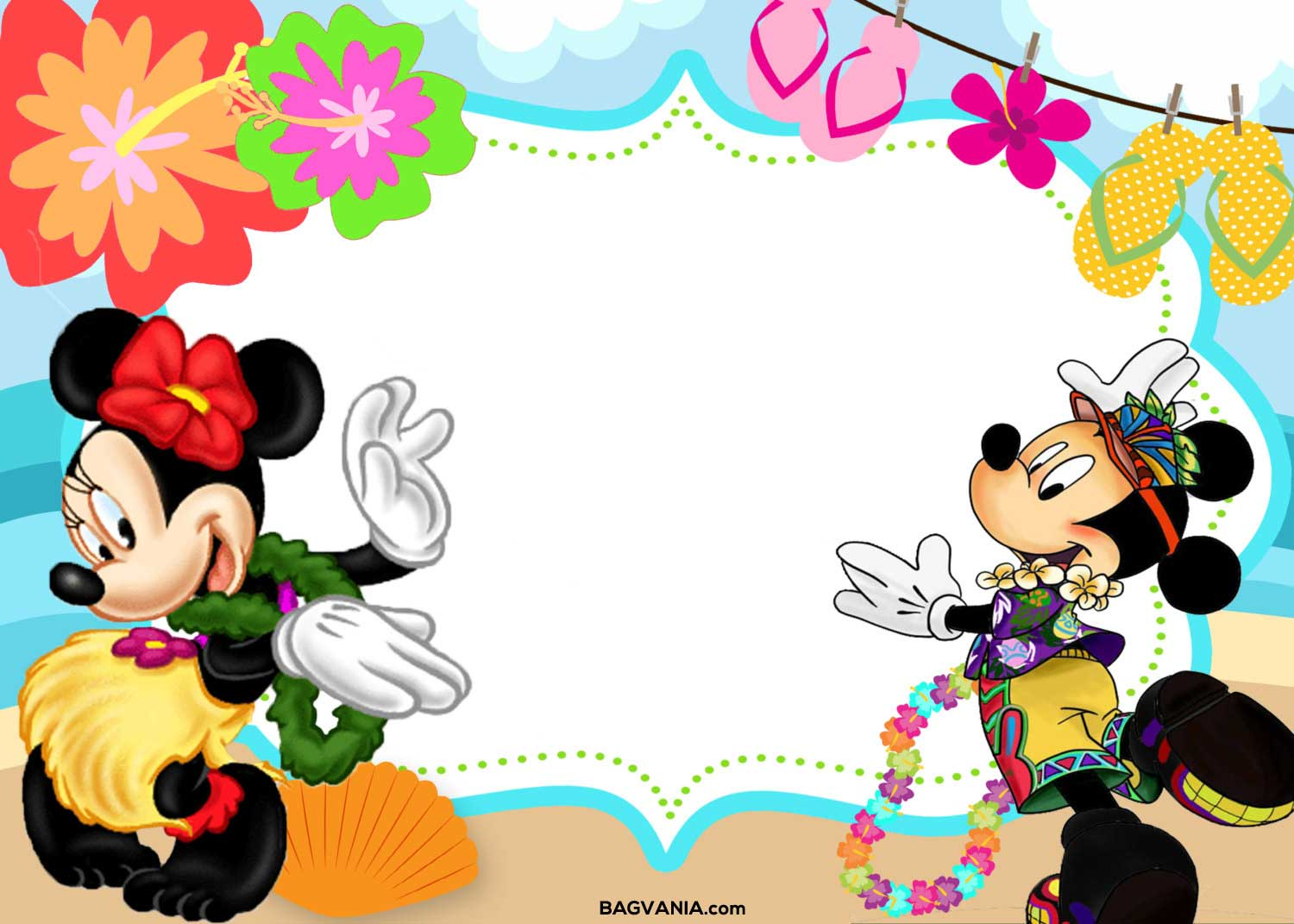 Free printable mickey mouse birthday invitations bagvania free all of the files comes in colorful ways this free printable template is low budget thus you can save the rest to decorate the rooms pronofoot35fo Image collections