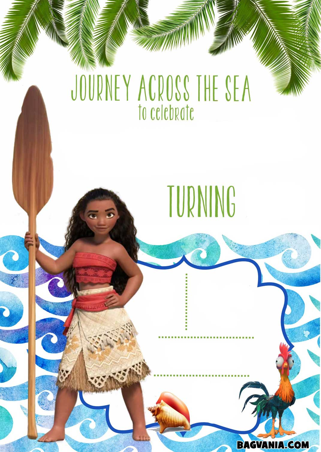 Intrepid image with regard to printable moana invitations