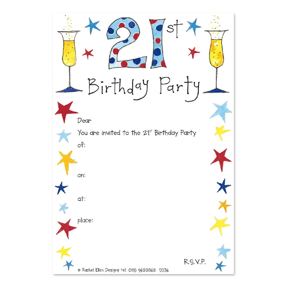 "... 21st Birthday Invitations Wording"" · 5870"