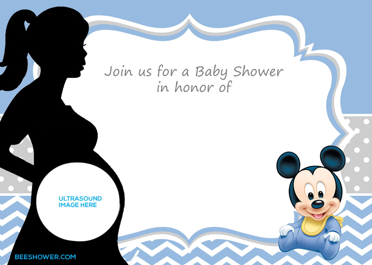 free mickey mouse 1st birthday invitations  u2013 bagvania