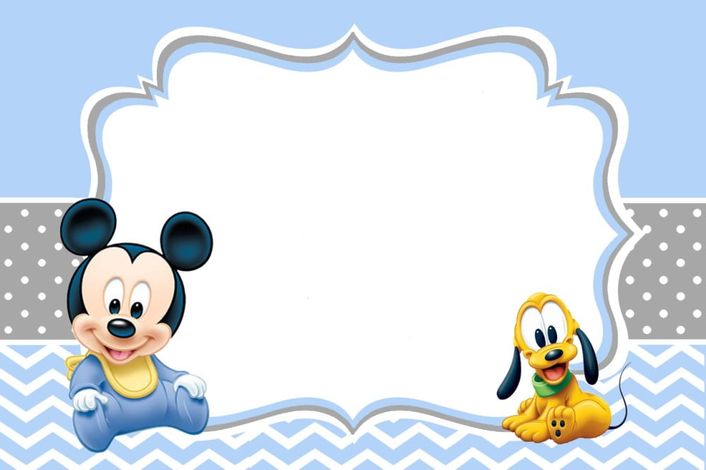 free mickey mouse clubhouse birthday invitations  u2013 free